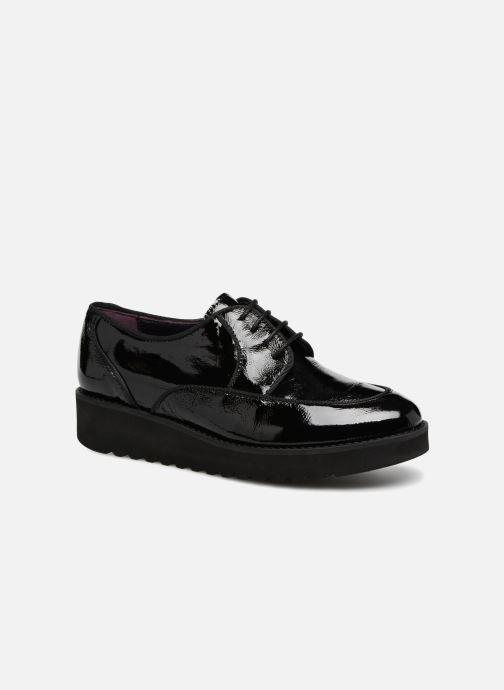 Zapatos con cordones Anaki DUSTY Negro vista de detalle / par