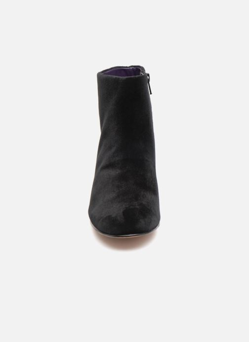 Bottines et boots Anaki JOSIE Noir vue portées chaussures