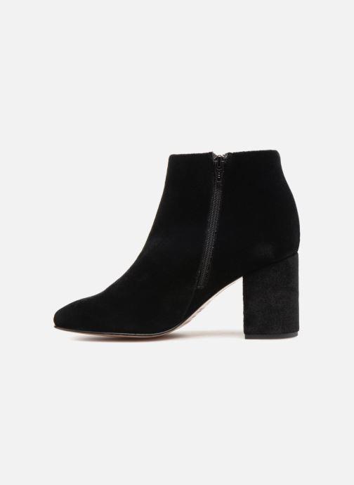 Bottines et boots Anaki JOSIE Noir vue face