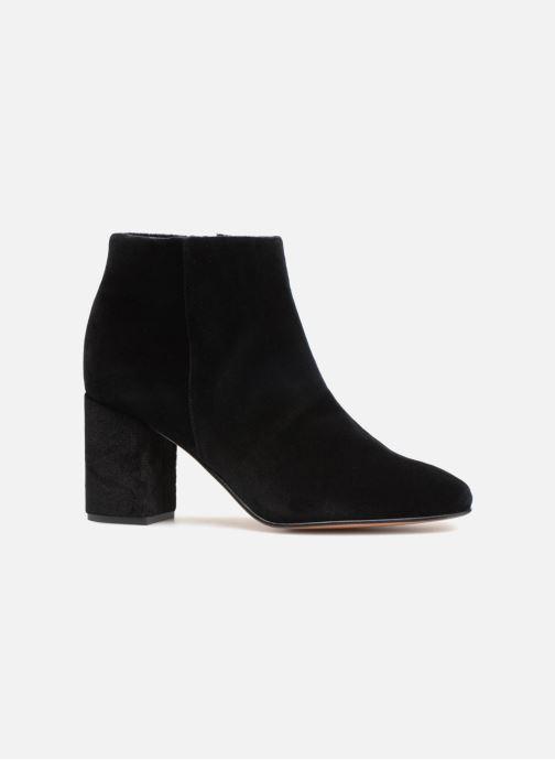 Boots en enkellaarsjes Anaki JOSIE Zwart achterkant