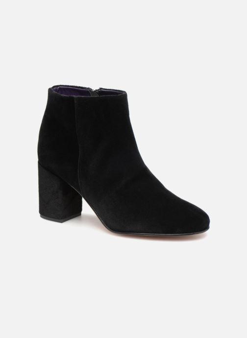 Boots en enkellaarsjes Anaki JOSIE Zwart detail