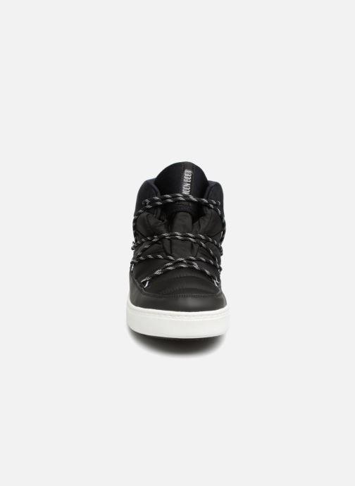 Chaussures de sport Moon Boot MERCURY NYLON WP Noir vue portées chaussures