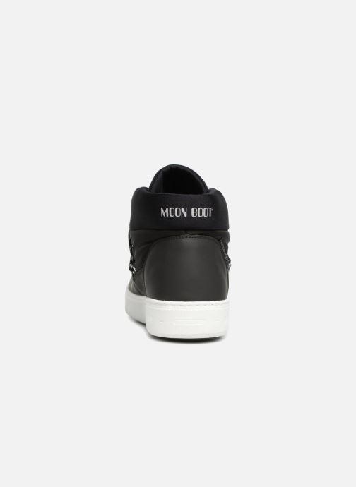 Chaussures de sport Moon Boot MERCURY NYLON WP Noir vue droite