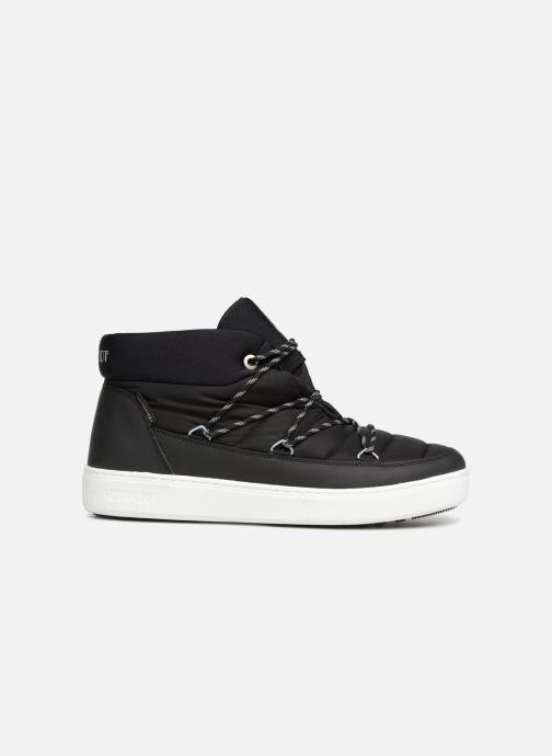 Chaussures de sport Moon Boot MERCURY NYLON WP Noir vue derrière