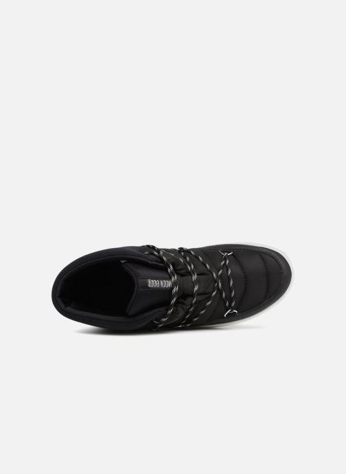 Chaussures de sport Moon Boot MERCURY NYLON WP Noir vue gauche