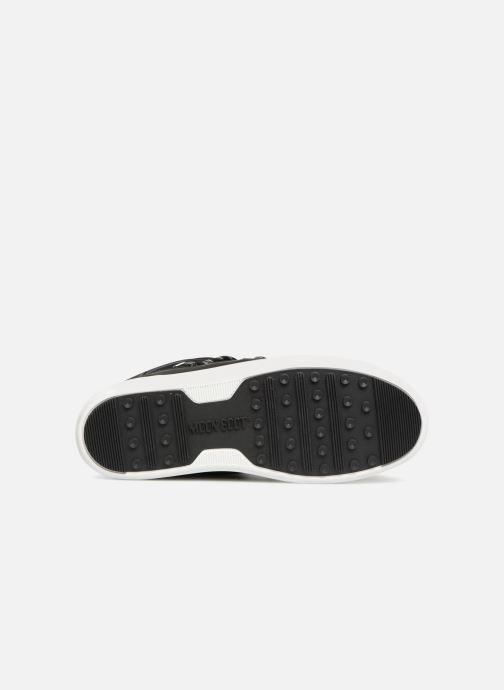 Chaussures de sport Moon Boot MERCURY NYLON WP Noir vue haut