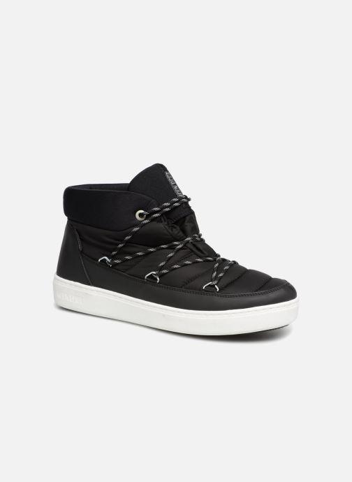 Chaussures de sport Moon Boot MERCURY NYLON WP Noir vue détail/paire
