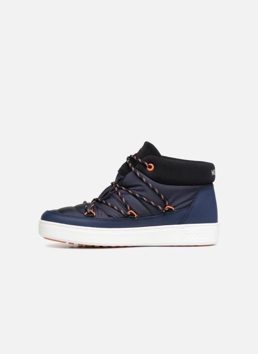 Chaussures de sport Moon Boot MERCURY NYLON WP Bleu vue face