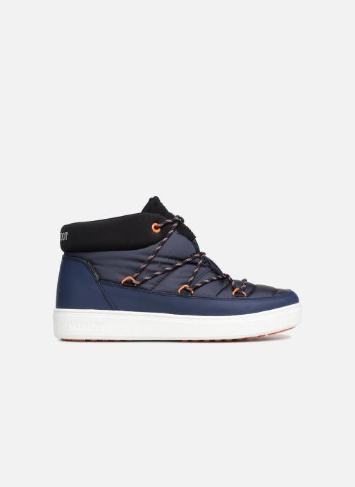 Chaussures de sport Moon Boot MERCURY NYLON WP Bleu vue derrière