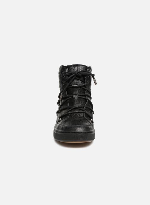 Sportschuhe Moon Boot MERCURY PARIS schwarz schuhe getragen