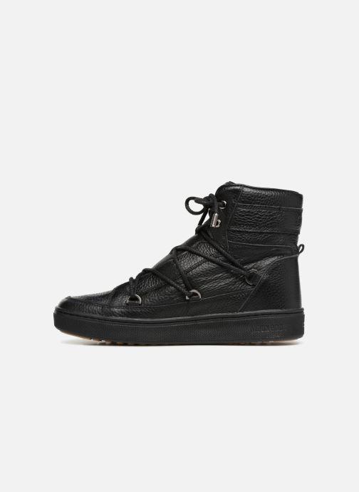 Zapatillas de deporte Moon Boot MERCURY PARIS Negro vista de frente