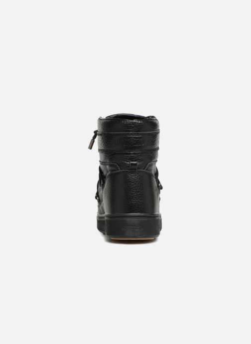 Zapatillas de deporte Moon Boot MERCURY PARIS Negro vista lateral derecha