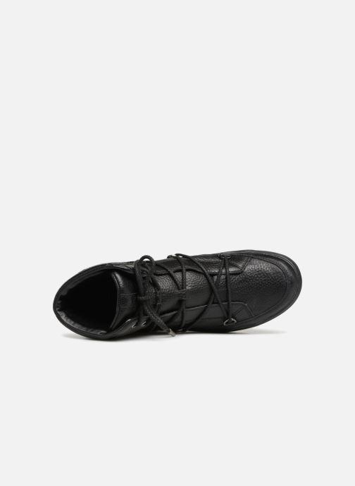 Zapatillas de deporte Moon Boot MERCURY PARIS Negro vista lateral izquierda