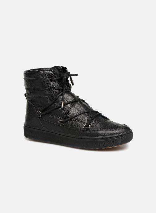 Zapatillas de deporte Moon Boot MERCURY PARIS Negro vista de detalle / par