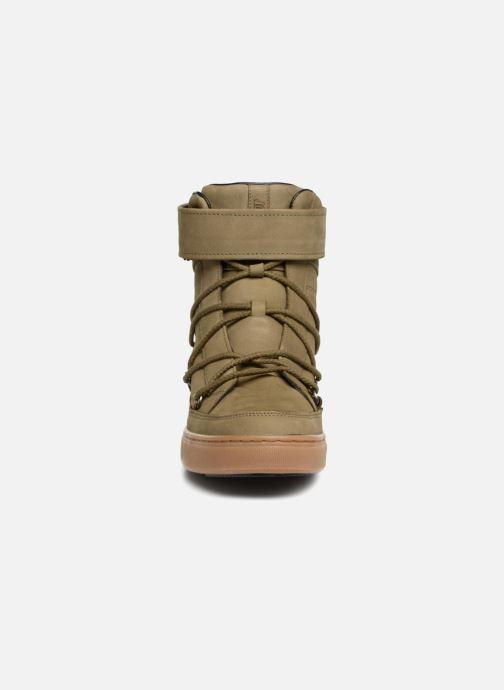 Chaussures de sport Moon Boot MERCURY L.A. Vert vue portées chaussures