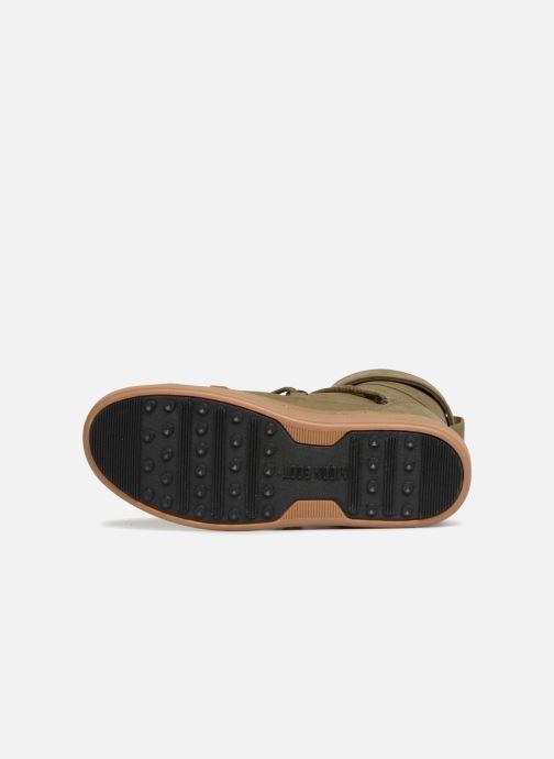 Chaussures de sport Moon Boot MERCURY L.A. Vert vue haut