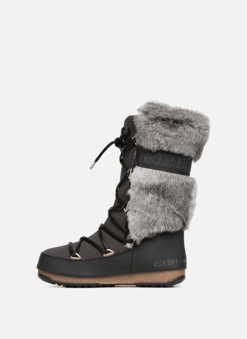 Chaussures de sport Moon Boot Monaco Te Wp Noir vue face