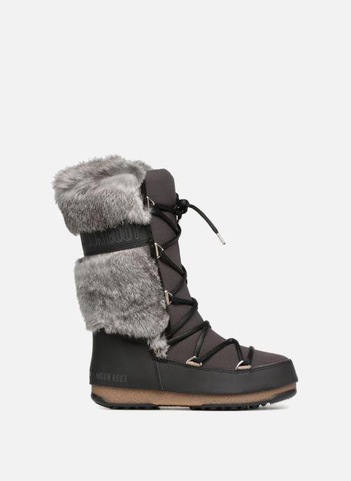 Chaussures de sport Moon Boot Monaco Te Wp Noir vue derrière