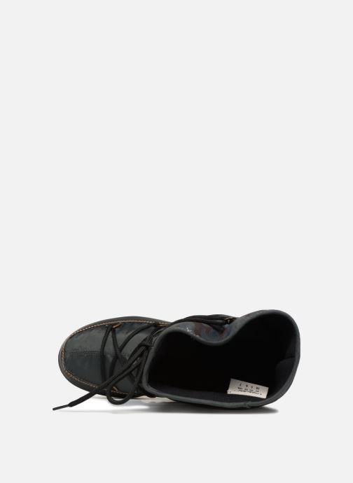 Chaussures de sport Moon Boot anversa camu Vert vue gauche