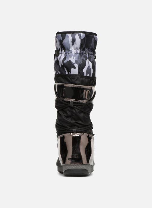 Chaussures de sport Moon Boot anversa camu Noir vue droite