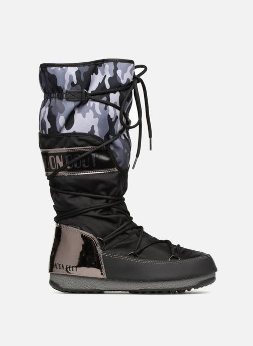 Sport shoes Moon Boot anversa camu Black back view