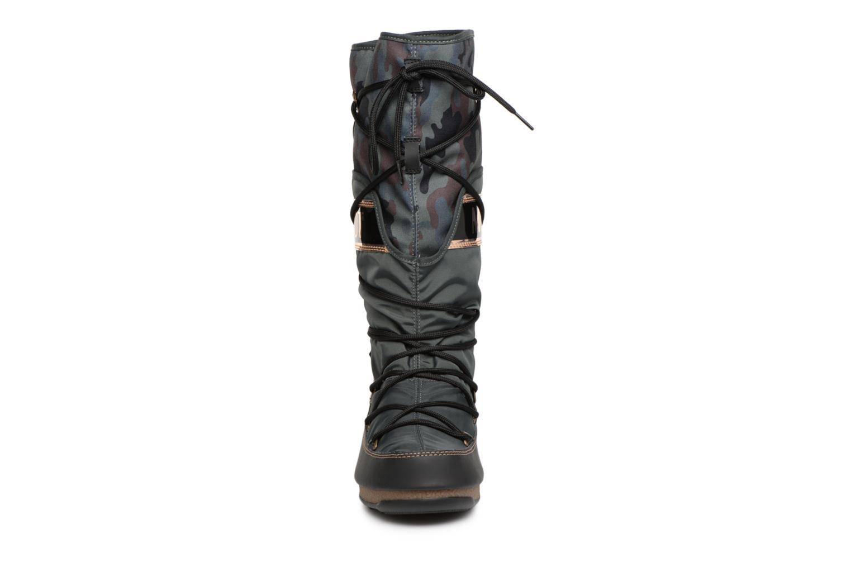 Sportschuhe Moon Boot anversa camu grün schuhe getragen
