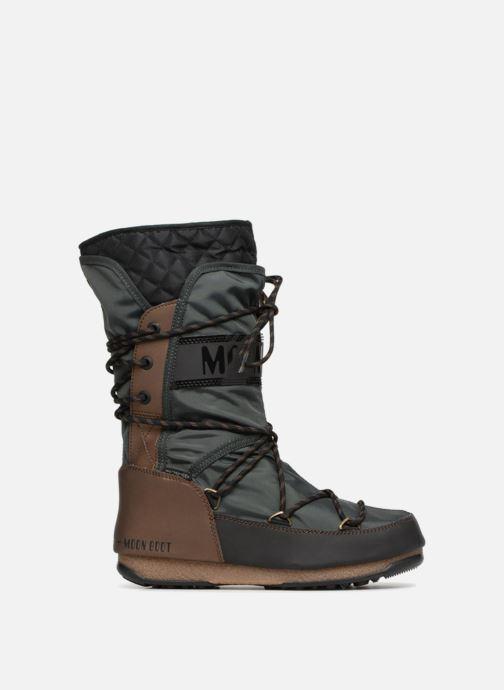 Zapatillas de deporte Moon Boot monaco flip Negro vistra trasera