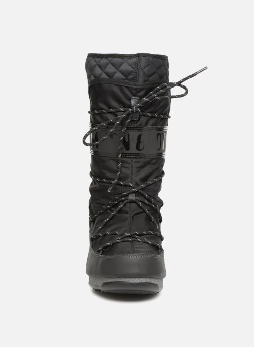 Sportschoenen Moon Boot monaco flip Zwart model