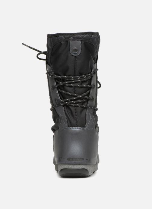 Chaussures de sport Moon Boot monaco flip Noir vue droite