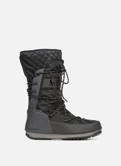 Sportschoenen Moon Boot monaco flip Zwart achterkant