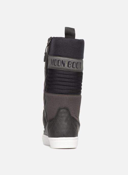 Chaussures de sport Moon Boot Vega Hi TF Noir vue droite