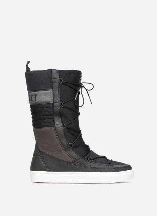 Chaussures de sport Moon Boot Vega Hi TF Noir vue derrière