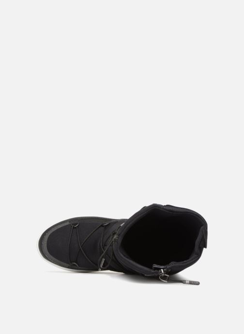 Chaussures de sport Moon Boot Vega Hi TF Noir vue gauche