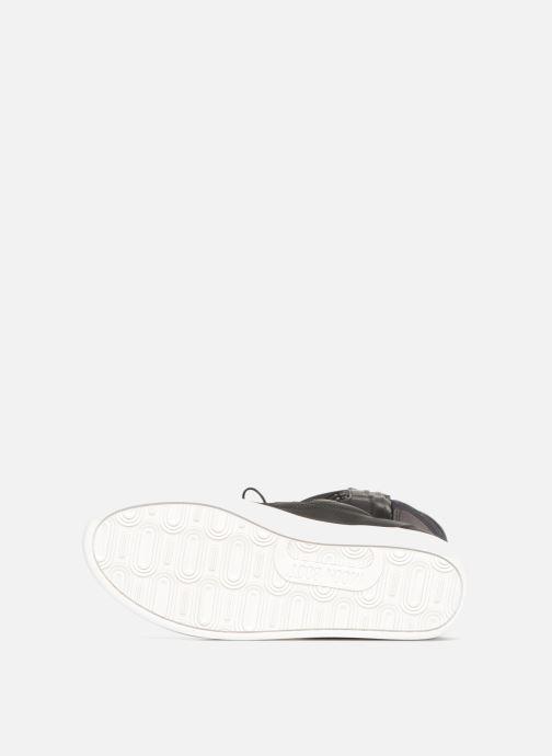 Chaussures de sport Moon Boot Vega Hi TF Noir vue haut