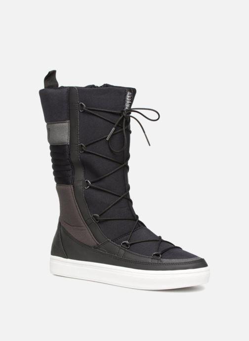 Chaussures de sport Moon Boot Vega Hi TF Noir vue détail/paire