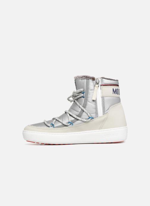 Chaussures de sport Moon Boot Pulse Space Suit Argent vue face