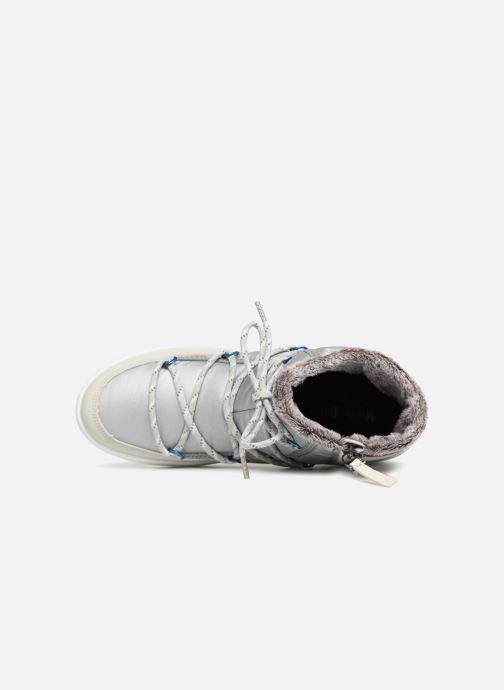 Chaussures de sport Moon Boot Pulse Space Suit Argent vue gauche