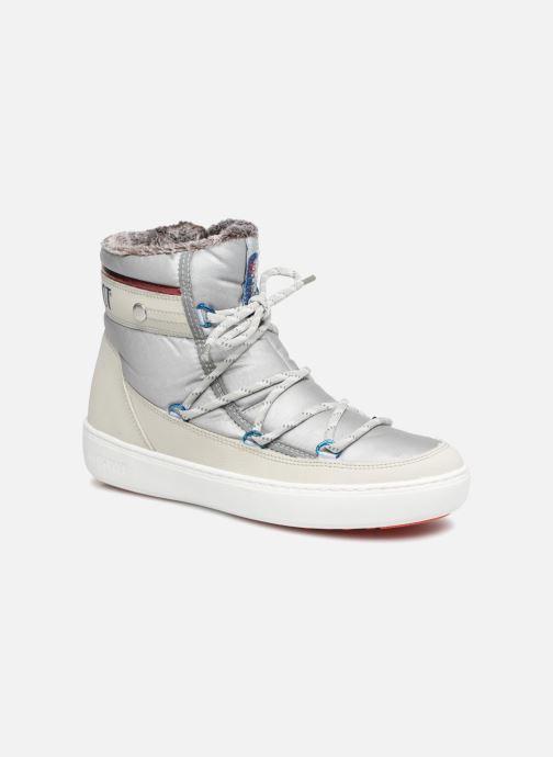 Chaussures de sport Moon Boot Pulse Space Suit Argent vue détail/paire
