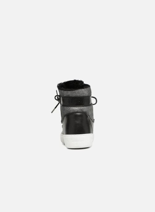 Chaussures de sport Moon Boot Pulse SH Argent vue droite