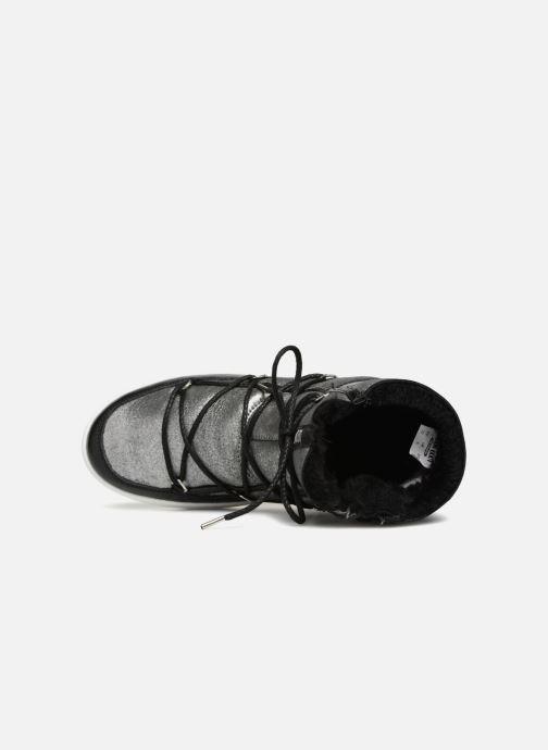 Chaussures de sport Moon Boot Pulse SH Argent vue gauche