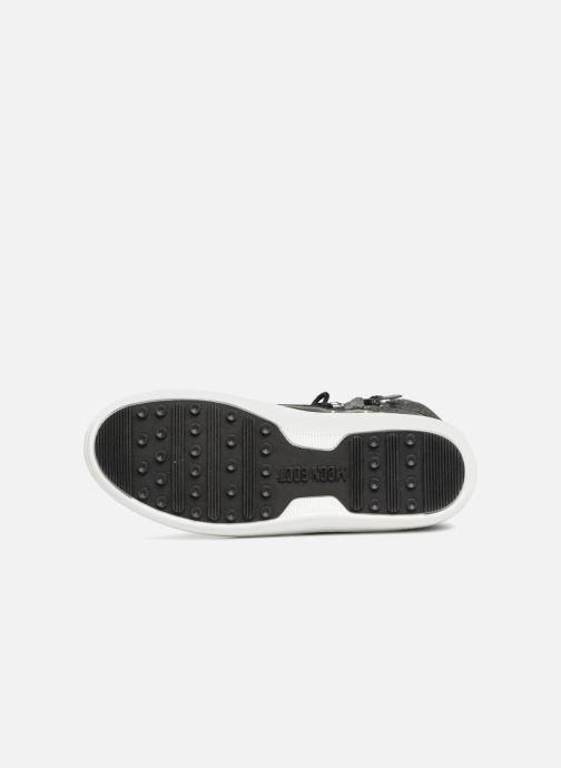 Chaussures de sport Moon Boot Pulse SH Argent vue haut