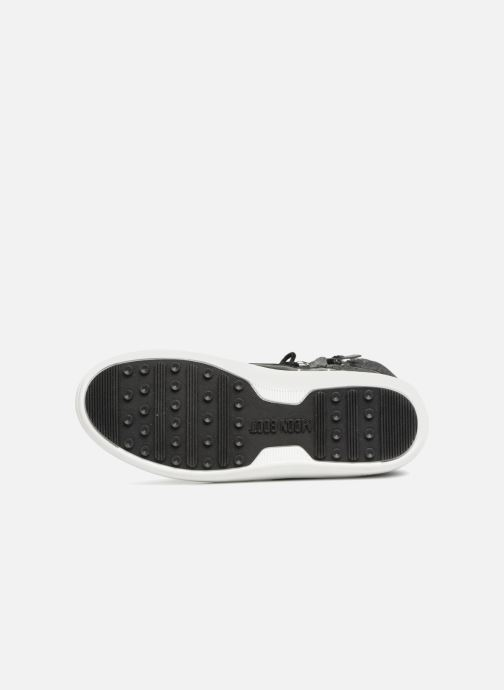 Zapatillas de deporte Moon Boot Pulse SH Plateado vista de arriba