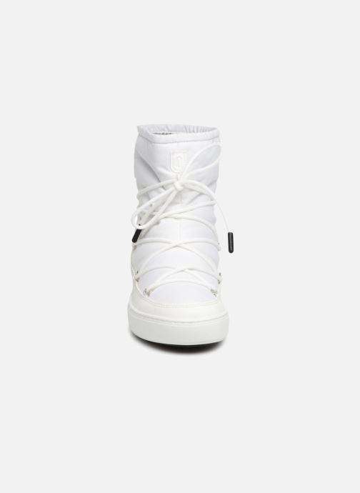 Sportschuhe Moon Boot Pulse Nylon Plus W weiß schuhe getragen