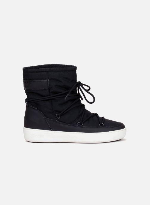 Sport shoes Moon Boot Pulse Nylon Plus W Black back view
