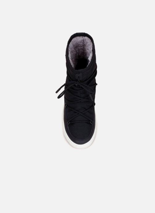 Chaussures de sport Moon Boot Pulse Nylon Plus W Noir vue gauche