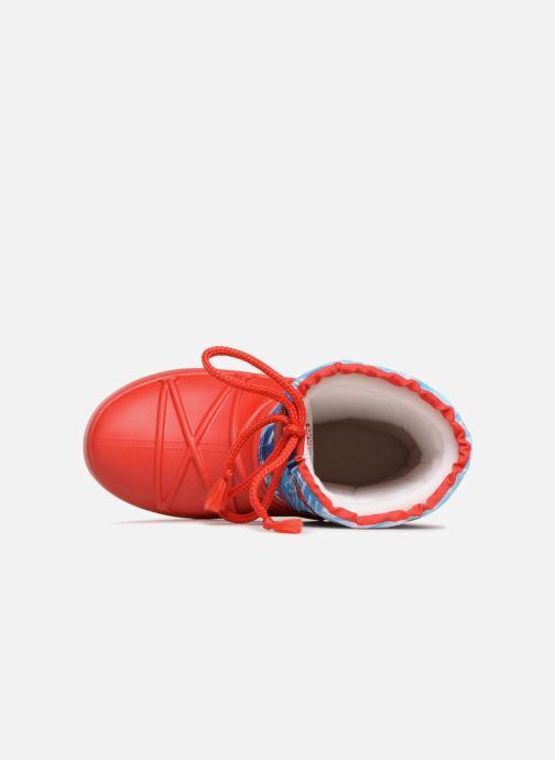 Chaussures de sport Moon Boot Pod JR Spiderman Rouge vue gauche