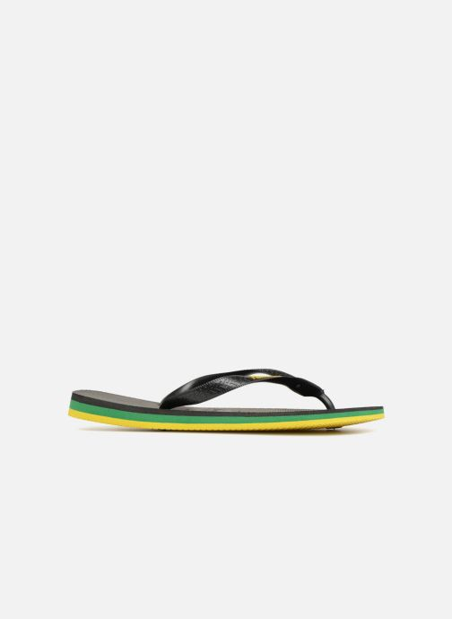 Layers noir Brasil 330662 Chez Tongs Havaianas n4wz5Pq00