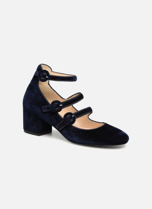 Pumps Georgia Rose Edulce Blauw detail