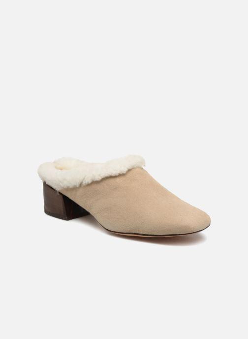 Clogs & Pantoletten Mari Giudicelli Volia Mule beige detaillierte ansicht/modell