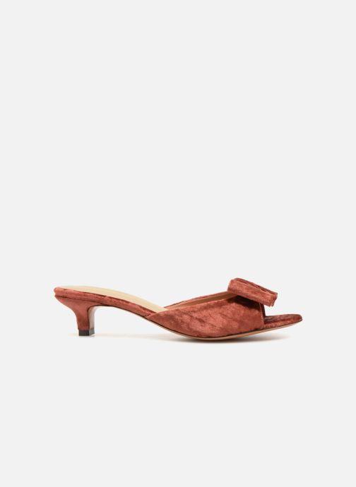 Sandales et nu-pieds Mari Giudicelli Jeanne Sandale Rouge vue derrière
